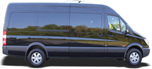 Sprinter Van Limo in Los Angeles